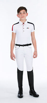 Equiline Filippo Competition Shirt 10/11