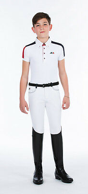 Equiline Filippo Competition Shirt 12/13
