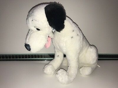 "Disney 101 Dalmatians - Pongo Dog 16"" Soft Plush Toy - VINTAGE RARE"