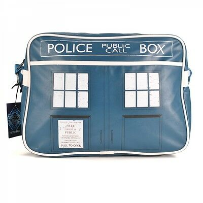 Doctor Who TARDIS Official Licensed Shoulder Bag Merchandise