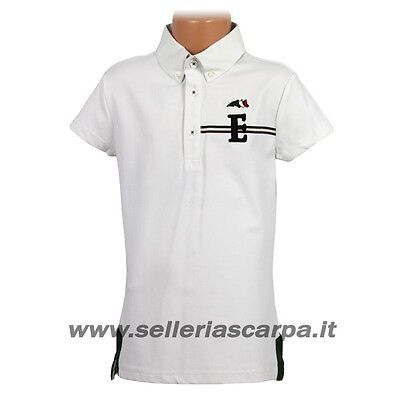 Equiline Julius Competition Shirt 12/13