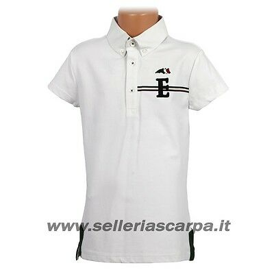 Equiline Julius Competition Shirt 8/9