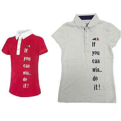 Equiline Aladin Competition Shirt 10/11