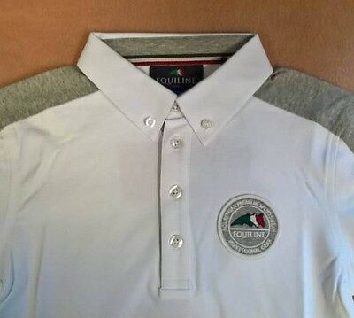 Equiline Simon Competition Shirt 8/9