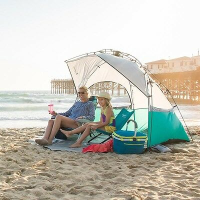 Outdoor Beach Shelter Tent with Porch
