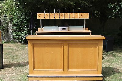 Mobile Bar Complete Set Up - New price