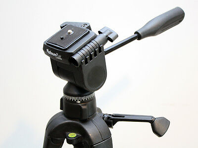 Quick Release Plate for Sunpak 6200DX Tripod
