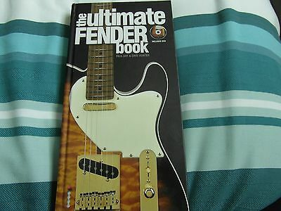 Signed Brian May & Carlos Santana 272 Page The Ultimate Fender Book With Dvd