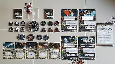 Star Wars X-Wing Miniatures A-Wing Expansion