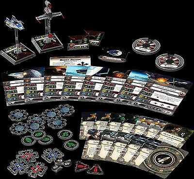 Star Wars X-Wing Miniatures: Rebel Aces Expansion Pack
