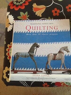 Traditional Needle Arts Quilting By Diana Lodge
