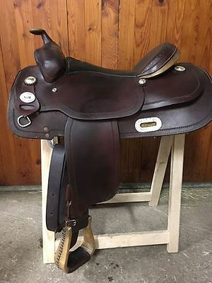 Trail / allround saddle 16 inch, brand Western Imports