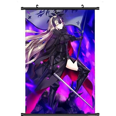 "Home Decor Anime Poster Wall Scroll Fate Grand Order Go Sabe Cosplay 24.5""*34.6"""