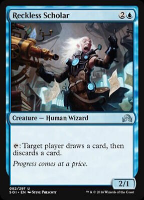 Rise from the Tides FOIL Shadows over Innistrad NM Blue Uncommon CARD ABUGames