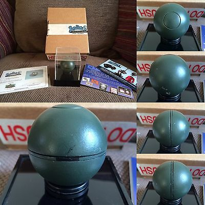 Judge Dredd 3D Hero Screen Used Flash Bang Prop Thermal Detonator  2000AD Urban