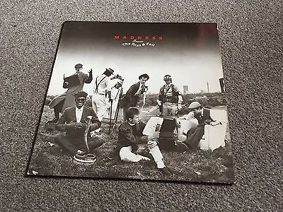 Madness - The Rise And Fall - 1982 Lp Belgium Pressing - Lots More Ska & 2 Tone