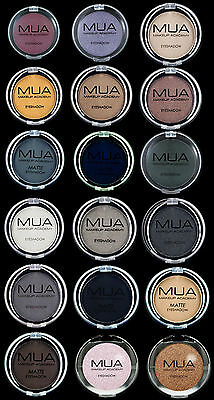 Mua Makeup Academy Single Eyeshadow Solo Eye Shadow - Matte & Pearl