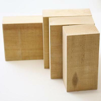 Lime Carving Blanks, 80mm thick, Sawn, Rectangles