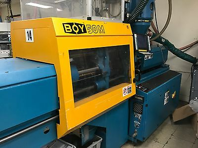 Boy 50M Injection Molding Machine - Procan Controller