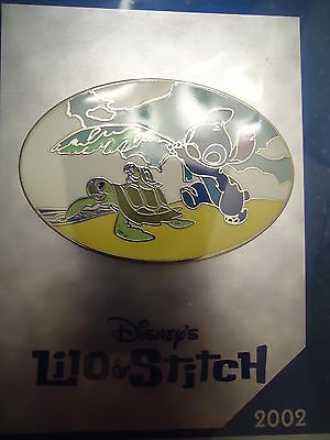 Disney Store 30Th Anniversary Commemorative Series Week 5 Lilo And Stitch Pin