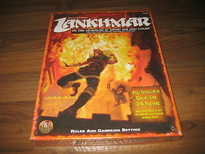 AD&D 2nd Ed. Lankhmar Box The New Adventures of Fafhrd and Gray Mouser TSR NEW