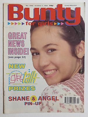 BUNTY COMIC #1969 - 7th October 1995 - Shane and Angel 'Home and Away'