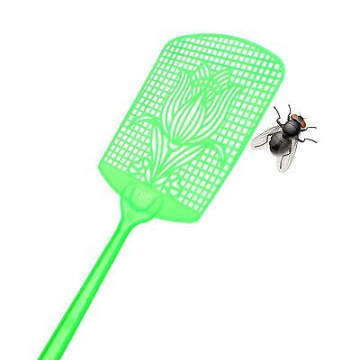 Mosquito Swatter 5PCS Plastic Fly Bug Insect Wasp Spider Killer Catcher (I33