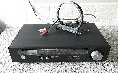 Technics ST-2300 FM/AM Stereo Tuner - Tested & Working