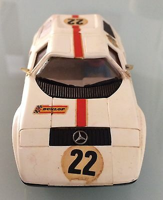 Mercedes Wankel C111 Scalextric Exin Made In Spain