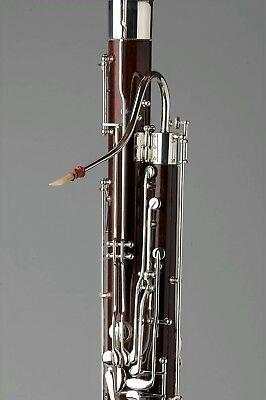 Tempest Bassoon Alpine Maple High D Lined Tone Holes 2 Bocals 5-Year Warranty
