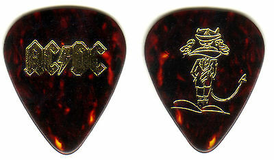 Guitar Pick - Angus Young -Ac/dc - 1990 Razor's Edge Tour Pick