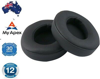 Replacement Cushion Pads Ear Cups for Beats by Dr. Dre Studio 2.0 Wireless AU