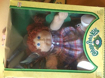 Cabbage Patch Kid doll Triang-Pedigree rare foreign South African foreign