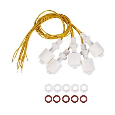 5 Pieces ZP4510 Liquid Water Level Sensor Vertical Float Switches PK