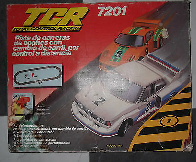 circuito scalextric TCR 7201 model iber model-iber exin