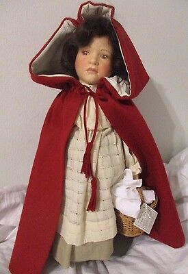 R John Wright Little Red Riding Hood Complete #466/500