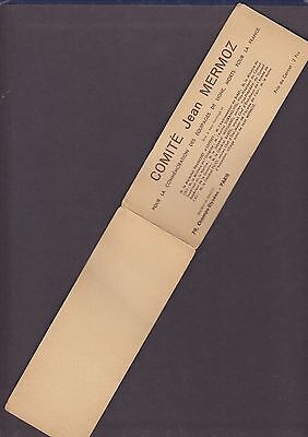 Timbre.france.carnet.aviation.jean Mermoz