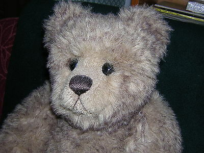 The COTSWOLD BEAR Co - Jointed Bear Ltd Ed 38/100 -Pudding