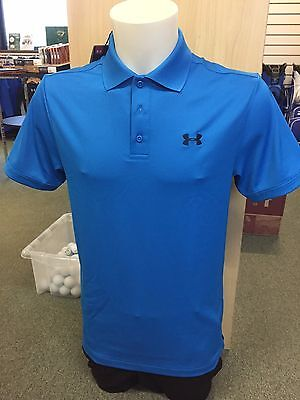 Under Armour Mens Golf Performance Polo (Various Colours)