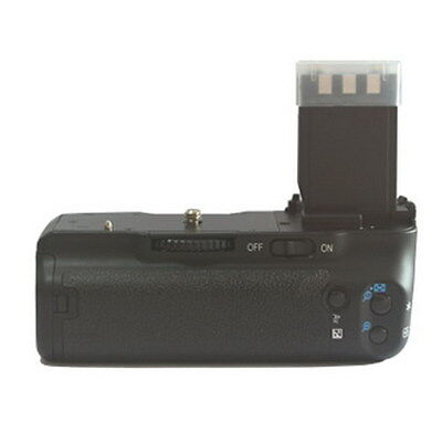 NEW Battery Grip Pack for Canon EOS 350D 400D Camera