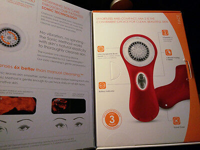 Limited Edition Clarisonic Mia 2 Sonic Facial Cleanser Crushed Velvet Never used