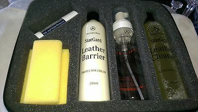 Mercedes Benz Stargard Leather Cleaning Kit