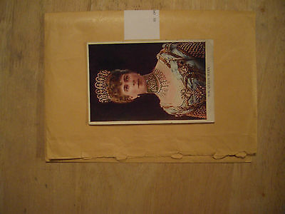 Postcard Edwardian HM.Queen Mary used Royalty.