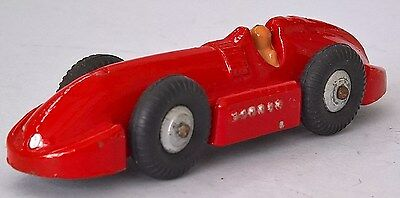 RARE in Red  c1940/50's  MECCANO DINKY TOYS 23e - 'Speed Of The Wind' Racing Car