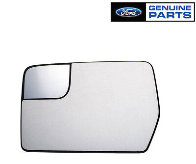 Brand New Oem Lh Left Drivers Side Mirror Glass 2011 2012 Ford F150