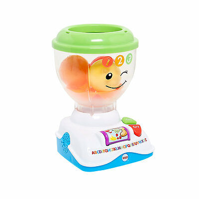New ELC Boys and Girls Fisher Price Laugh & Learn Blender Toy From 6 months
