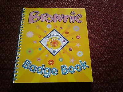 Brownie Badge Book - 2012 edition