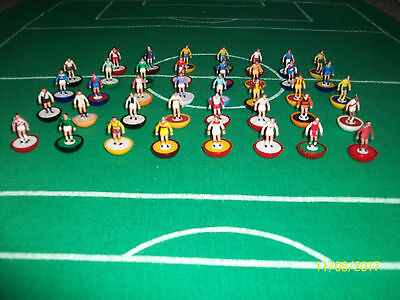 subbuteo spare players