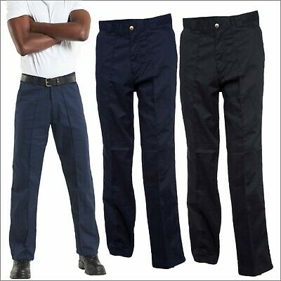 Uneek Mens Workwear Trousers Work Pants Driver Warehouse Security Unisex Bottoms