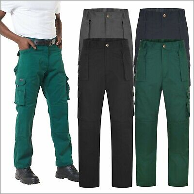 Uneek Super Pro Trousers 330 GSM Premium Work Wear Pants Industry Executive New
